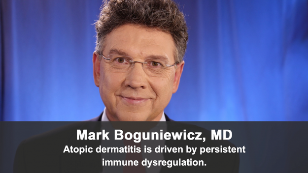 Sanofi Video #4: Dr. Mark Boguniewicz