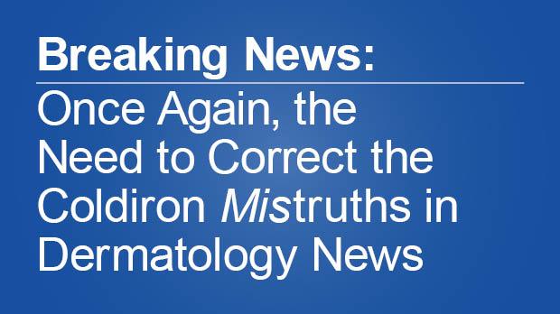 Coldiron Mistruths