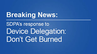 Device Delegation Response
