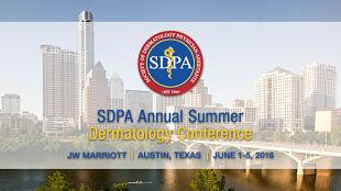SDPA Summer 2016