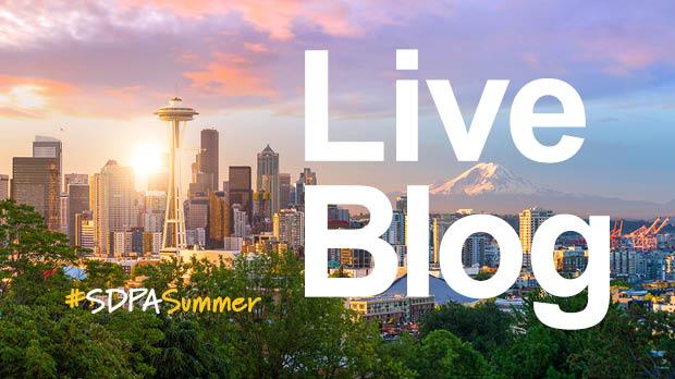 Live Blog | SDPA Summer 2018