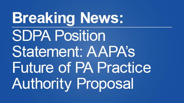 SDPA Response to AAPA FPAR
