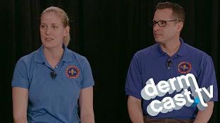 Leah Reily and Chad Quinn