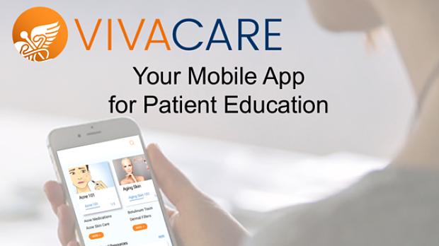 Vivacare Mobile App
